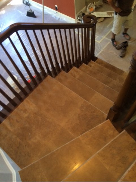 travertine-steps